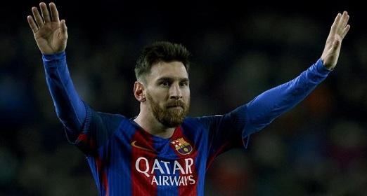 Messi Telah Resmi Tetap Bertahan Di Nou Camp (Bandar Judi)