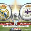 Prediksi Real Madrid Vs Deportivo La Coruna 11 Desember 2016